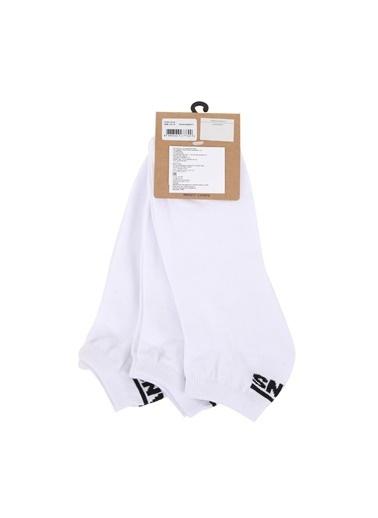 Vans Spor Çorap Beyaz